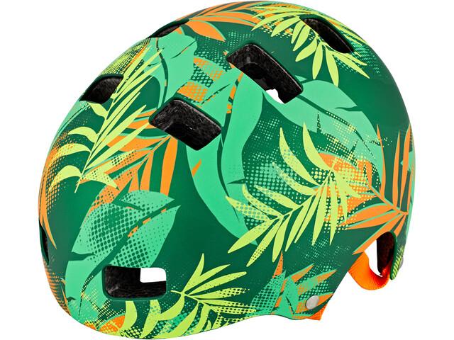 UVEX Kid 3 CC Helmet Kinder green/orange